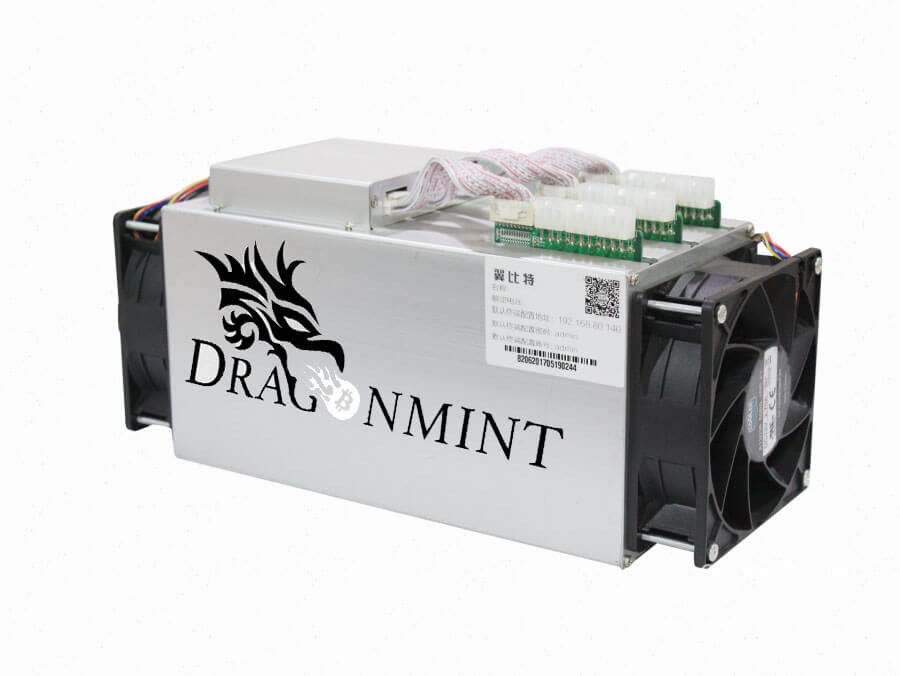 DragonMint T1 16TH/s
