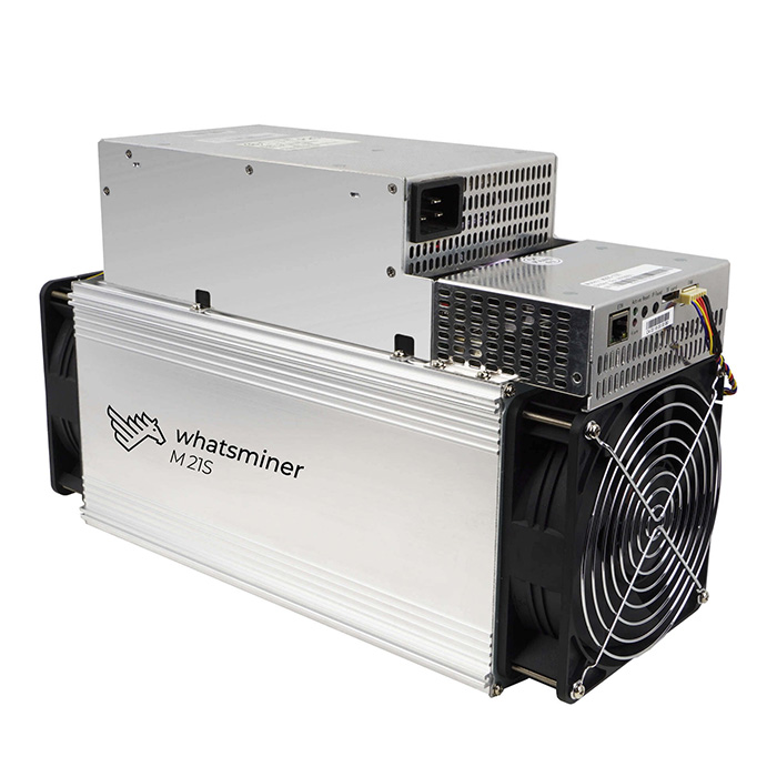 Asic Whatsminer M21S 54TH/s